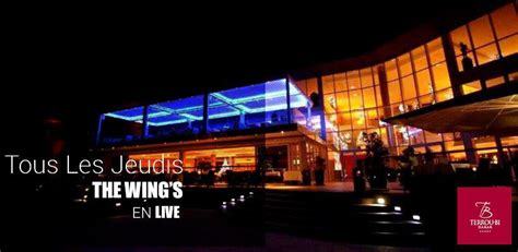 The Wing's En Live Au Casino Du Terrou Bi Tous Les Jeudis