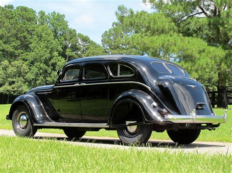 1937 Chrysler Airflow by 1937 Chrysler Airflow Touring Sedan C 17 Retro G