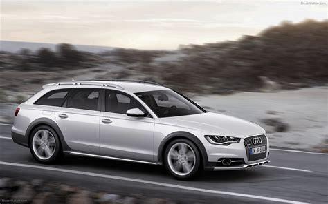 Audi A6 Picture by Audi A6 Allroad Quattro 2012 Widescreen Car
