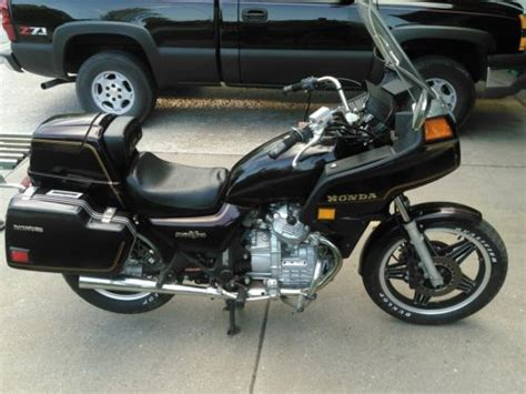 Schaumburg Honda Suzuki by 1982 Honda Silver Wing Gl500 For Sale Used Motorcycles On