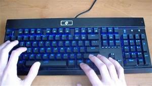 Eagletec Mechanical Keyboard Key Analysis  Kg010