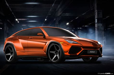 suv lamborghini lamborghini urus suv is now ready for production