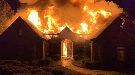tuscaloosa house destroyed  fire  halloween night
