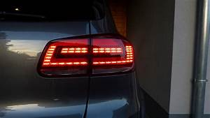 2014 Tiguan Light Bulb Oem Led Taillights For Vw Tiguan 5n Facelift Since 2012