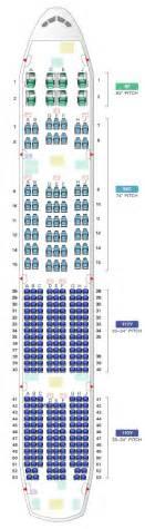 plan siege boeing 777 300er the 25 best boeing 777 300 seating ideas on