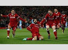 Liverpool vs Roma Champions League 24 April 2018