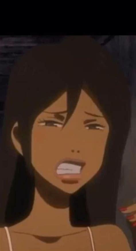 Aesthetic Anime Pfp Black Hair Ghostbutterflys Full