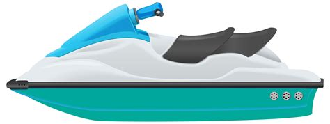 Boat Without Mask Clipart by Jet Ski Images Clip 78