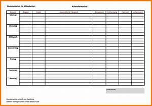 Wöchentliche Arbeitszeit Berechnen : gro einfache arbeitszeittabelle vorlage bilder entry level resume vorlagen sammlung ~ Themetempest.com Abrechnung