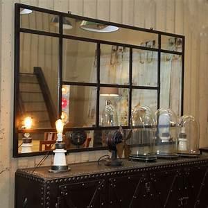Deco Murale Industrielle : les 25 meilleures id es concernant miroir industriel sur pinterest miroir de plancher vanit ~ Teatrodelosmanantiales.com Idées de Décoration