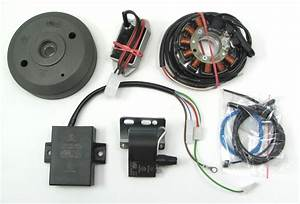 Generator  U0026 Ignition System For Ducati 125 Turismo