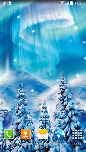 Snowfall Live Wallpaper » Apk Thing