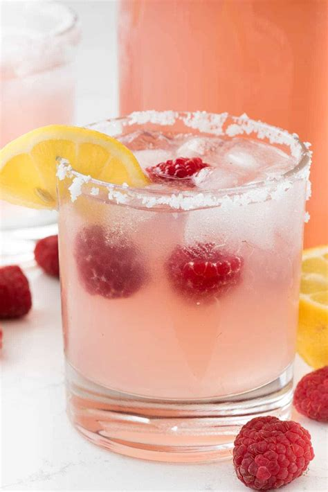 berry lemonade margaritas for crust