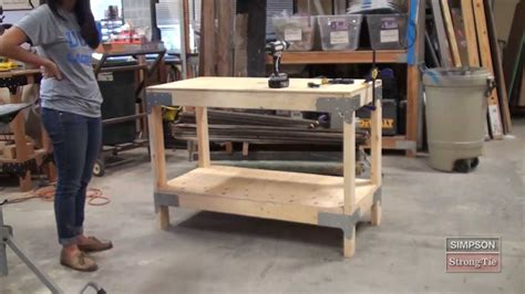 easy  build workbench kit youtube