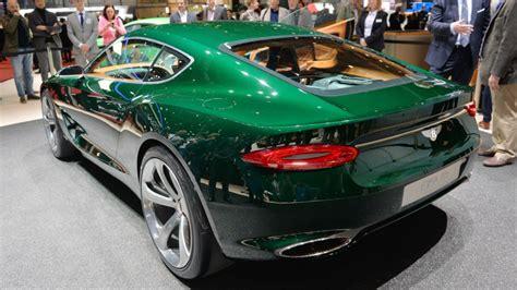 bentley racing green bentley exp 10 speed 6 concept is a british racing green