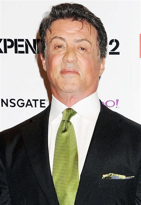 Sylvester Stallone Speaks Out on Son's Death: