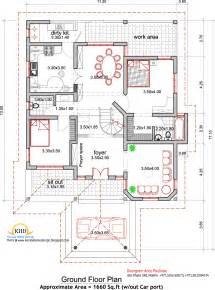 free house plans and designs house plan and elevation 2165 sq ft kerala home design and floor plans