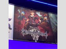 Coverage Kingdom Hearts III & Kingdom Hearts Unchained χ