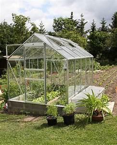 Serre En Polycarbonate Ou En Verre : o et comment installer sa serre en verre ou en ~ Premium-room.com Idées de Décoration