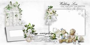 10x10 wedding photobook album photoshop templates for Wedding photo album templates in photoshop