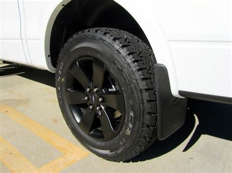 factory mud flaps page  ford  forum community