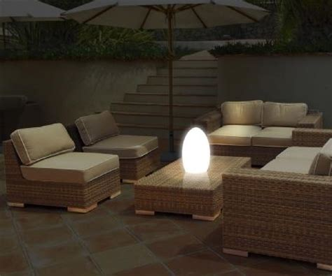 corbeille bureau le led terrasse photo 4 5 une le lumineuse