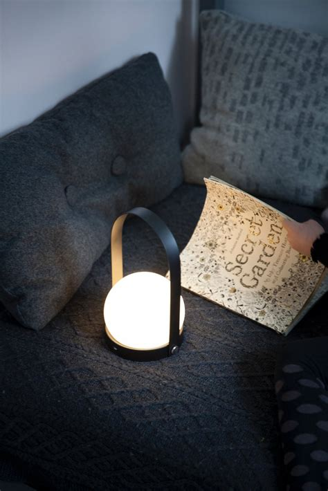 carrie led lamp  norm architects  menu  interiors
