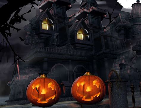 spooky halloween house festival collections