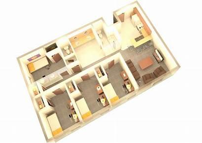 Lightsey Bridge Clemson Ii Housing Apartment Living
