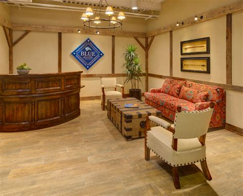 rustic conference room conference room and reception area rustic home office