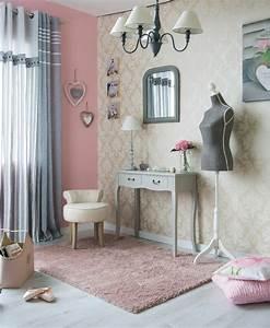 Chambre Shabby Chic : chambre shabby chic romantique chambre lille par ~ Preciouscoupons.com Idées de Décoration