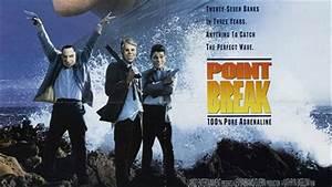 """The """"Point Break"""" REMAKE Movie Trailer: - SnowBrains"""