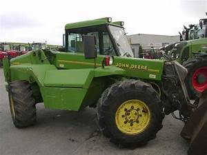 John Deere 4400 4500 Telescopic Handlers Technical Service