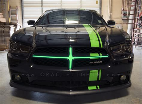 2011-2014 Dodge Charger Oracle El Illuminated Grill