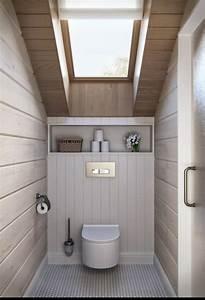 décoration toilettes appartement