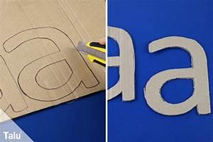 Buchstaben Basteln Vorlagen : best 3d buchstaben basteln gallery ~ Lizthompson.info Haus und Dekorationen