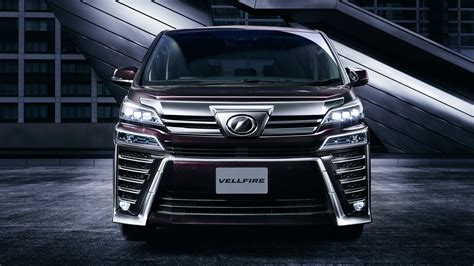 toyota vellfire zg  wallpaper hd car wallpapers