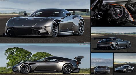 aston martin vulcan  pictures information specs