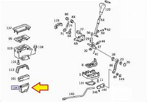 Where Is Switch For The Reversing Light On A Cl55 I Keep Getting U0026quot Defective Lamp U0026quot  On The Dash