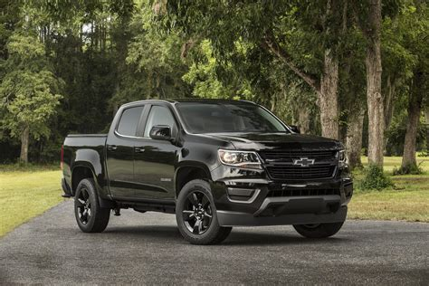 Chevrolet Colorado Picture by 2016 Chevrolet Colorado Midnight Edition Picture 638873