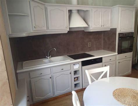 couleur cr馘ence cuisine repeindre faience cuisine photos de conception de maison elrup com
