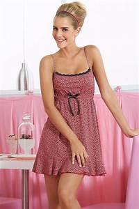 Stuhlhussen Selber Nähen : pajama dress in red we love homewear pinterest nachthemden diy n hen und kleidung ~ Indierocktalk.com Haus und Dekorationen