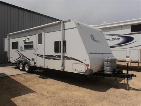 trailer rs 2006 forest river surveyor 255rs tt stk 1868