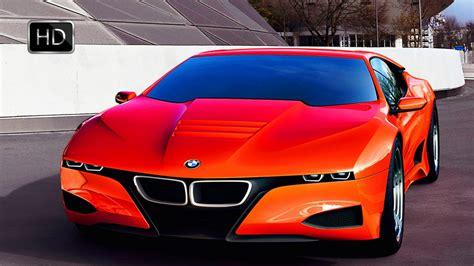 bmw supercar concept video bmw m1 hommage supercar concept design hd youtube