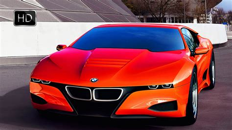 VIDEO: BMW M1 Hommage Supercar Concept Design HD - YouTube