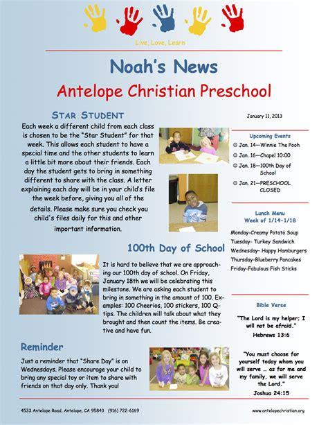 preschool 187 antelope christian center 667 | Jan 11