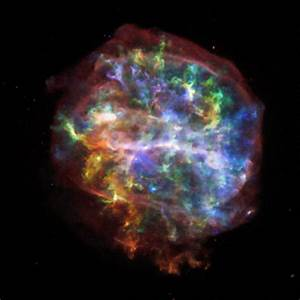 Chandra :: Photo Album :: G292.0+1.8 & Kepler's Supernova ...