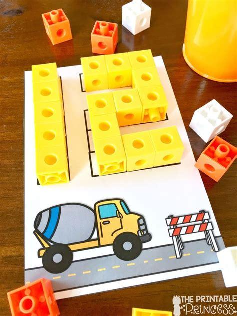kindergarten construction theme centers math and 719 | 948022abc36e4240b1e292a0e86ebef4