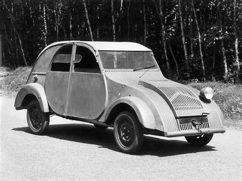 Prototype Cv by Citro 235 N 2cv Prototype 1939 Concept Cars