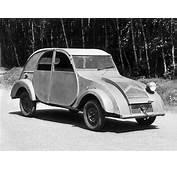 Citro&235n 2CV Prototype 1939  Old Concept Cars